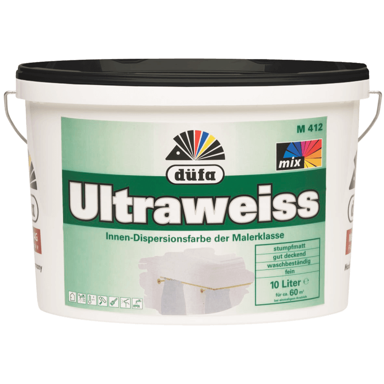Ultraweiss plus mix M 412