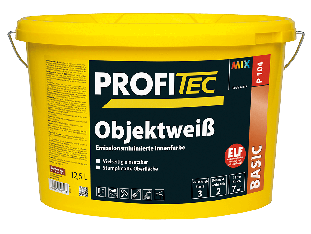 Objektweiß P 104