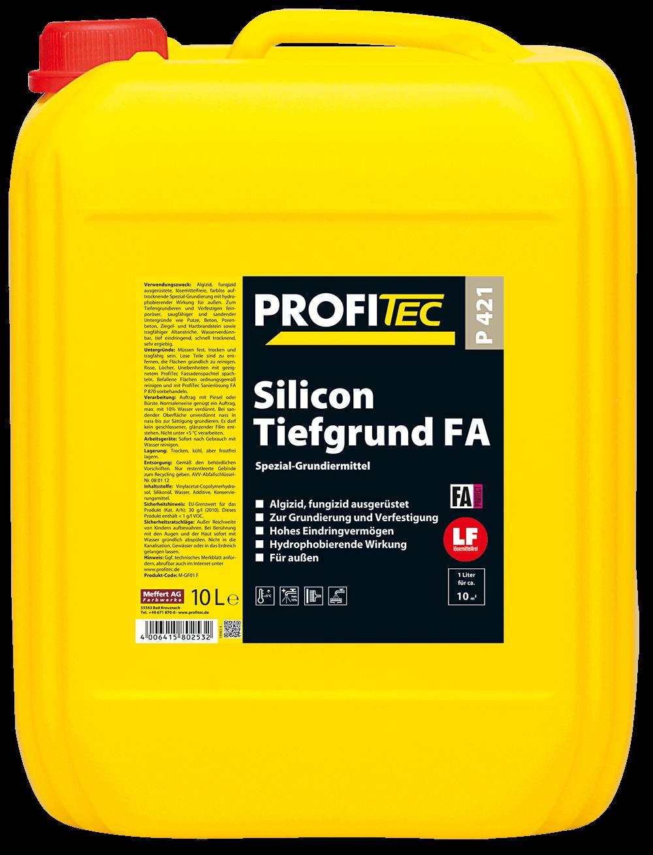 Silicon Tiefgrund FA P 421