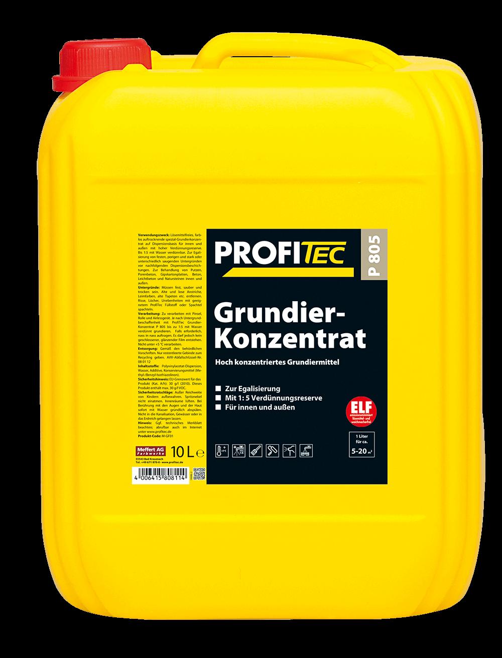 Grundier-Konzentrat P 805