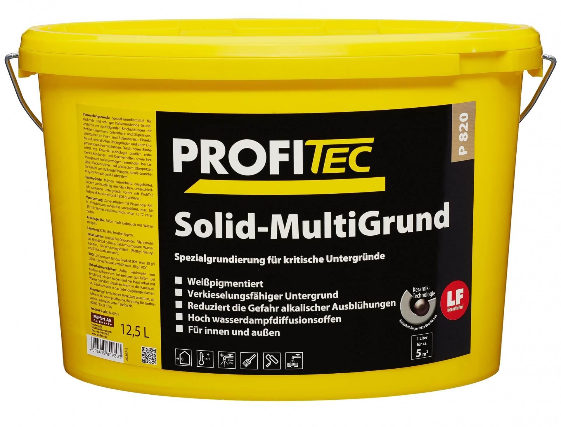Solid-MultiGrund P 820