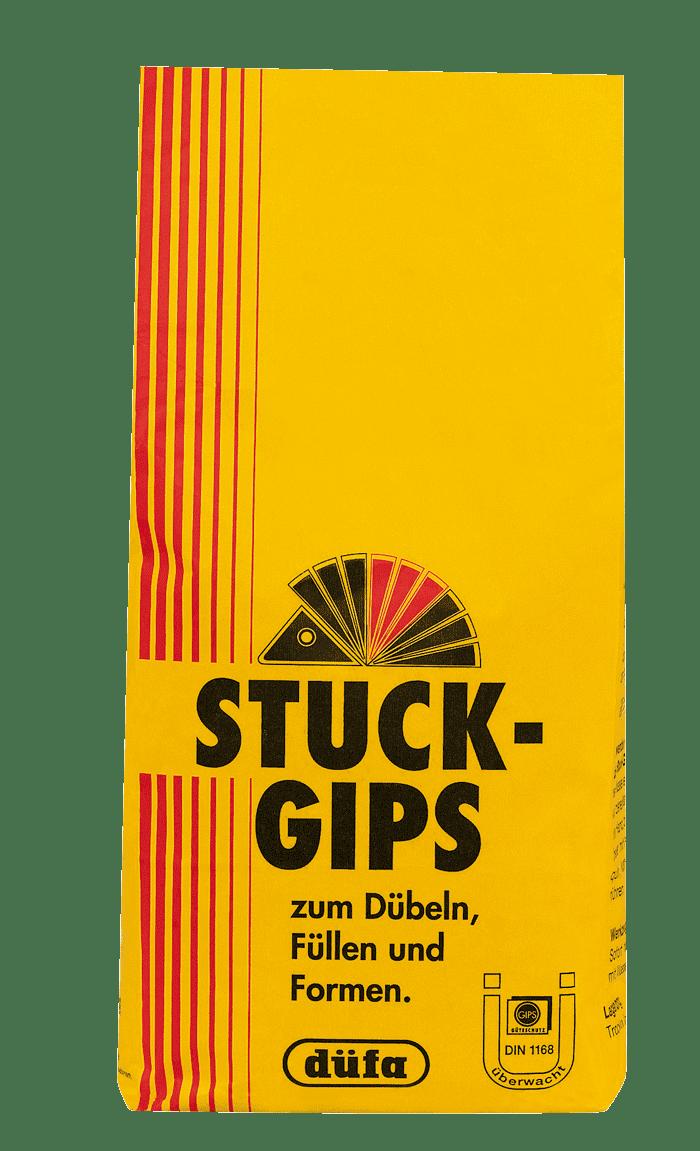 Stuck-Gips