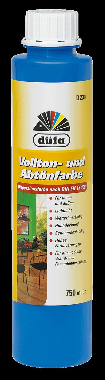 Vollton- und Abtönfarbe D 230