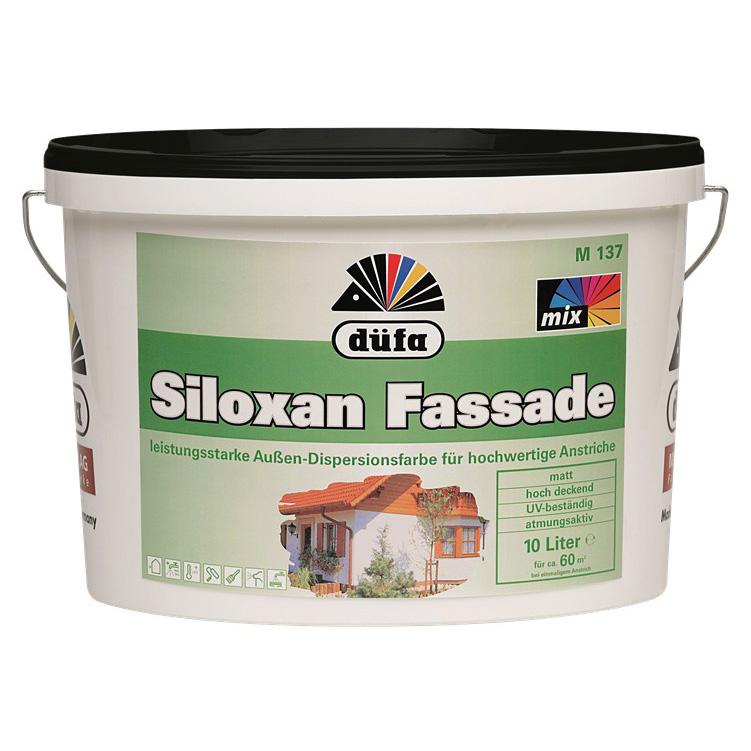 Siloxan Fassade mix M 137
