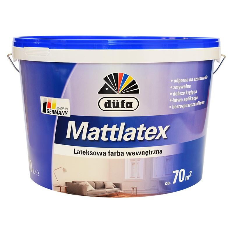 Mattlatex D 100